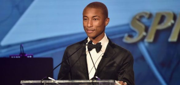 Pharrell Williams Gives Internships