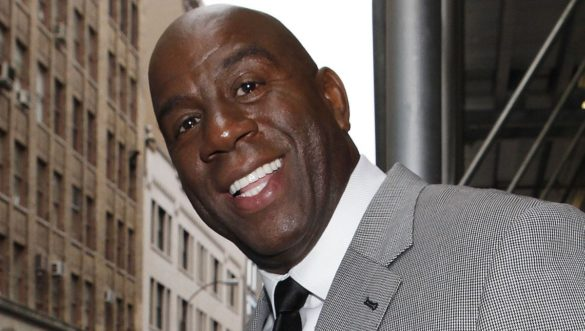 Magic Johnson Gives Loans To Bllack Businesses