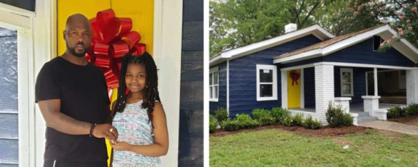Avee-Ashanti Shabazz Buys Daughter A House for Her 13th birthday