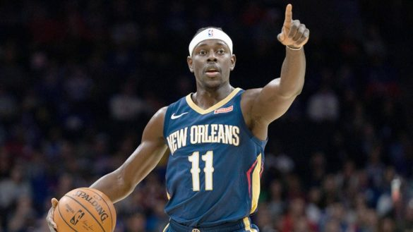 Jrue Holiday Donates Salary To Black Businesses and Charities